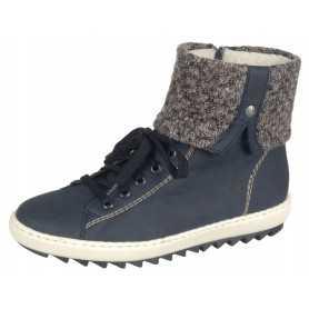 Rieker Y8443-14 - Boots (blau)