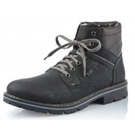 Rieker 34020-02 - Rieker Boots Schwarz