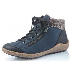 Rieker M2941-00 - Rieker Boots Blau