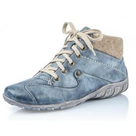 Rieker L6510-14 - Rieker Boots Blau