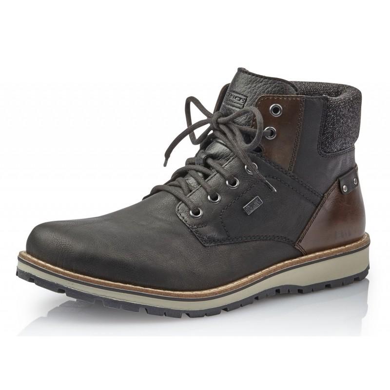 Rieker 38434-00 - Boots (schwarz) 09775deb16