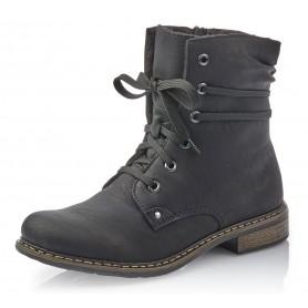 Rieker 71229-02 - Boots (schwarz)