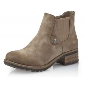 Rieker 96860-64 - Boots (beige)