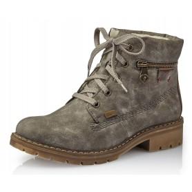 Rieker Y9112-46 - Boots (grau)