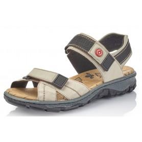 Rieker 68851-60 - Sandalen (beige)