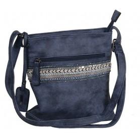 Rieker H1002-15 - Handtaschen (blau)