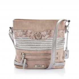 Rieker H1346-31 - Handtaschen (rosa)