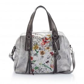 Rieker H1459-40 - Handtaschen (grau kombi)