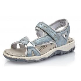 Rieker 68879-12 - Sandalen (blau)