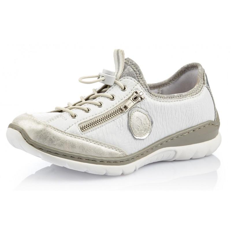 Rieker L3263 80 Rieker Sneaker Weiß DMVhA