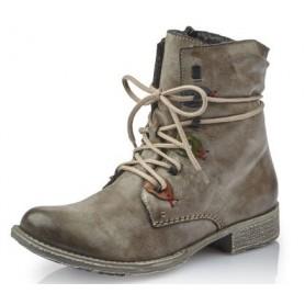 Rieker 70827-26 - Rieker Boots Braun
