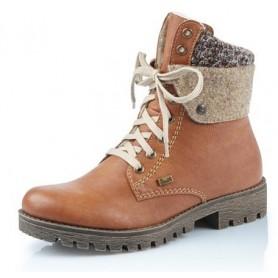 Rieker 78528-24 - Rieker Boots Braun