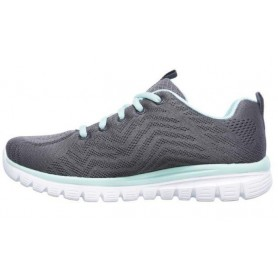 Skechers 12615-CCGR - Skechers Sneaker Grau