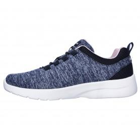 Skechers 12965-NVPK - Skechers Sneaker blau