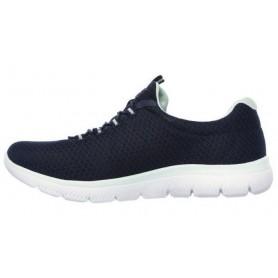 Skechers 12980-NVAQ - Skechers Sneaker blau