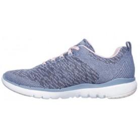 Skechers 13062-SLTP - Skechers Sneaker Blau