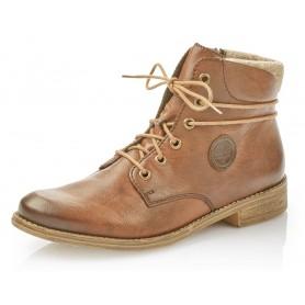 Rieker Y6423 23 Rieker Boots Braun 0CVKJ