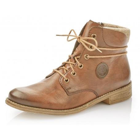Rieker 77423-22 - Boots (braun)