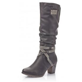 Rieker 96054-00 - Stiefel (schwarz)