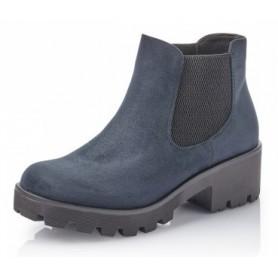 Rieker 99284-14 - Boots (blau)