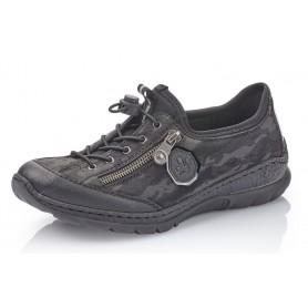Rieker N2263-00 - Sneaker (schwarz)