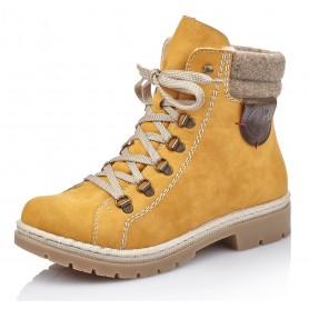 Rieker 96884 68 Rieker Boots Gelb