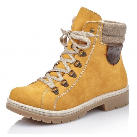 Rieker Rieker Boots Boots 68 Gelb Rieker 68 Y9430 Y9430 Gelb TJK3clF1