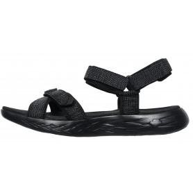 Skechers 15315-BBK - Sandalen (schwarz)