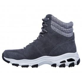Skechers 49727-CCL - Skechers Boots Grau