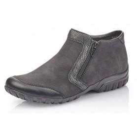 Rieker L4659-00 - Rieker Boots Schwarz