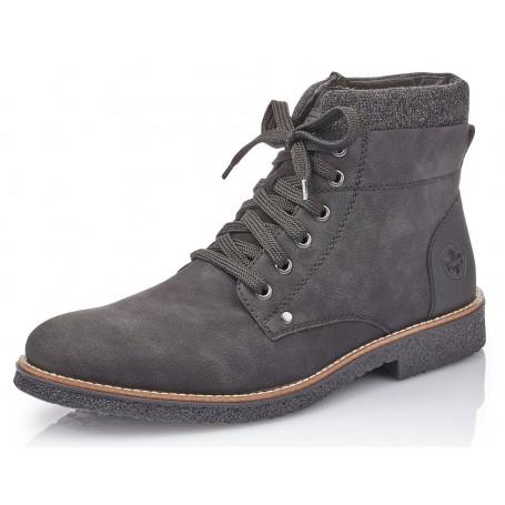 Boots Rieker 01 Rieker Schwarz 33640 UMpzVS