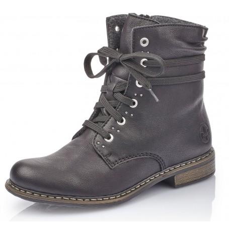Rieker 71218-00 - Boots (schwarz)