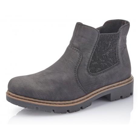 Rieker 71364-00 - Boots (schwarz)