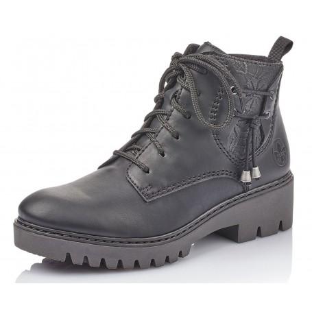 Rieker 71430-00 - Boots (schwarz)