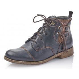Rieker 77441-14 - Boots (blau Kombi)