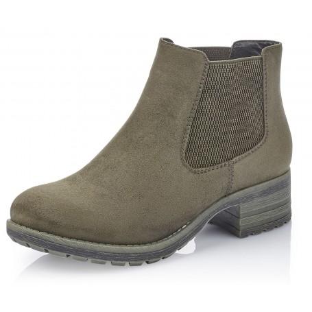 Rieker 96884-54 - Boots (Grün)
