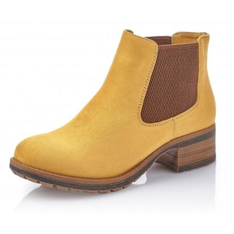 Rieker 96884-68 - Boots (gelb)