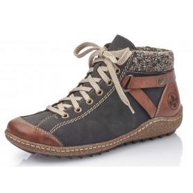 Rieker L7527-22 - Boots (braun Kombi)
