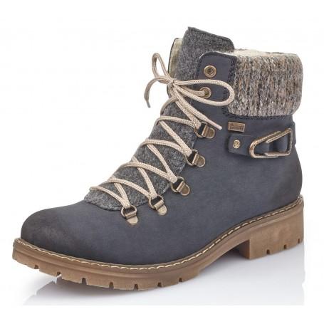 Rieker Y9131-14 - Boots (blau)