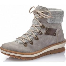 Rieker Z8643-40 - Boots (grau)