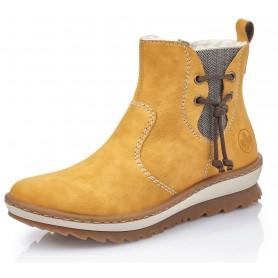 Rieker Z8691-68 - Boots (gelb)