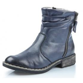 Rieker 74673-15 - Rieker Boots Blau