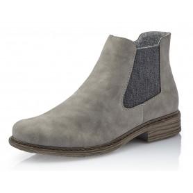 Rieker Z2194-40 - Rieker Boots Grau