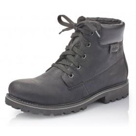 Rieker Z1420-00 - Rieker Boots Schwarz