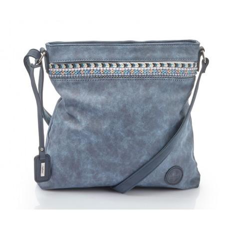Rieker H1029-14 - Rieker Handtasche Blau