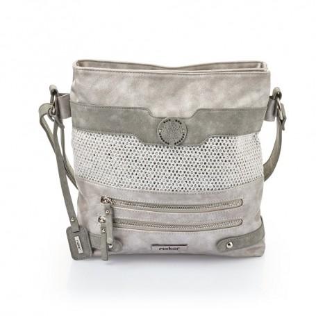 Rieker H1346-40 - Rieker Handtaschen Metallic