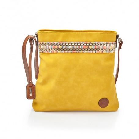 Rieker H1029-68 - Handtaschen (gelb)