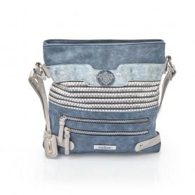 Rieker H1346-16 - Handtaschen (blau)