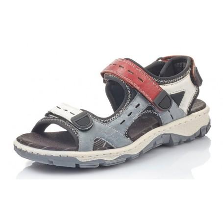 Rieker 68872 13 Rieker Sandale Blau G0UqE