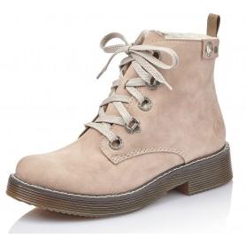 Rieker 70011-31 - Boots (rosa)